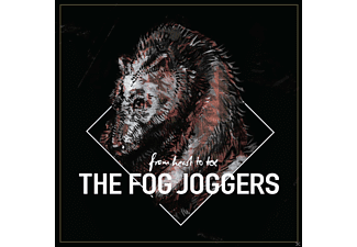 The Fog Joggers - From Heart To Toe - (CD)