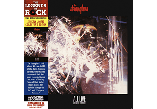 The Stranglers - All Live And All Of The Night-Lim.Collect. - (CD)