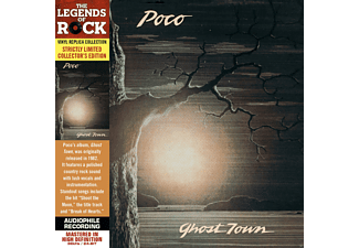 Poco - Ghost Town - (CD)