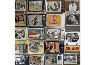 Zoe Muth - World Of Strangers [CD]