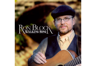 Ron Block - Walking Song - (CD)