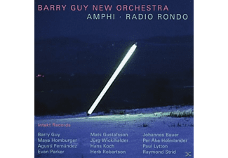 Barry Guy New Orchestra - Amphi/Radio Rondo - (CD)