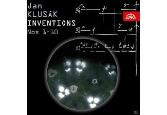 VARIOUS - Inventions Nrs.1-10 - (CD)