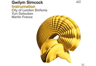 Gwilym Simcock - Instrumation - (CD)