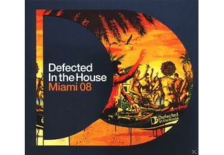 VARIOUS - Defected In The House Miami 2008 - (CD)