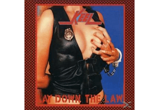 Keel - Lay Down The Law [Import] - (CD)