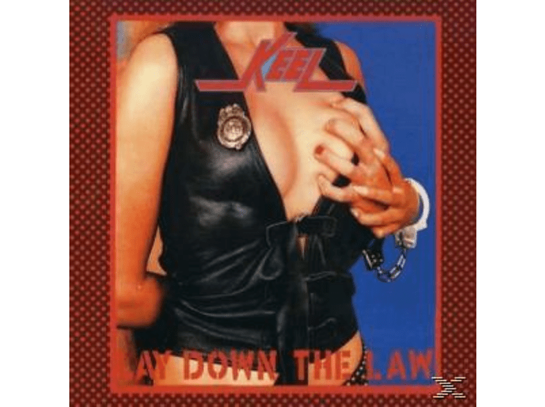 Keel - Lay Down The Law [Import] [CD]