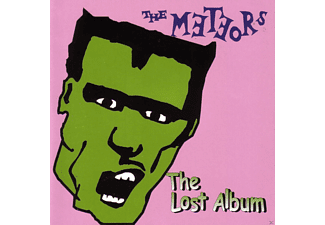 The Meteors - The Lost Album - (CD)