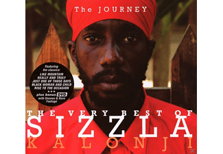 Sizzla - The Journey - The Very Best Of Sizzla - (CD + DVD Video)