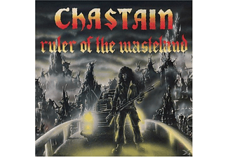 David Chastain - Ruler Of The Wasteland - (CD)