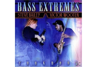 BAIL,STEVE & WOOTEN,VICTOR - Bass Extremes - Cookbook - (CD)