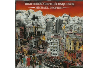 Michael Prophet - Righteous Are The Conqueror - (CD)