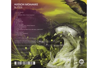 Hudson Mohawke - Butter - (CD)