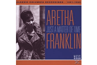Aretha Franklin - Just A Matter Of Time-Classic Columbia Recording [CD]
