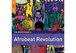 VARIOUS - Rough Guide to Afrobeat Revolution - (CD)
