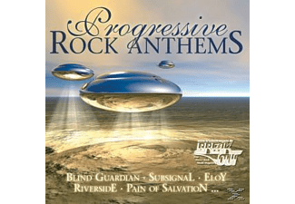 VARIOUS - Progressive Rock Anthems Vol.1 - (CD)