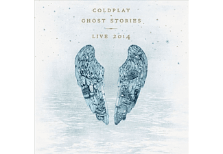 Coldplay - Ghost Stories - Live 2014 (CD + DVD)