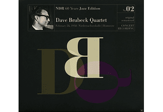 The Dave Brubeck Quartet, Hans New Jazz Stars Koller, VARIOUS - NDR 60 YEARS JAZZ EDITION 2 - LIVE HANNOVER 28.0 [Vinyl]