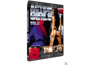 ACTIONGIRLS 2 - (DVD)