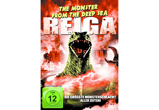 Reiga – The Monster from the deep Sea - (DVD)