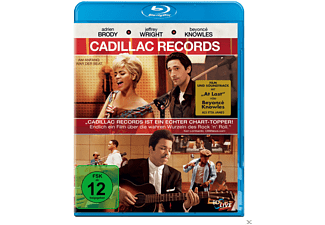 CADILLAC RECORDS - (Blu-ray)