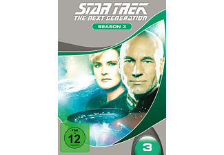 Star Trek - The Next Generation Staffel 3 - (DVD)