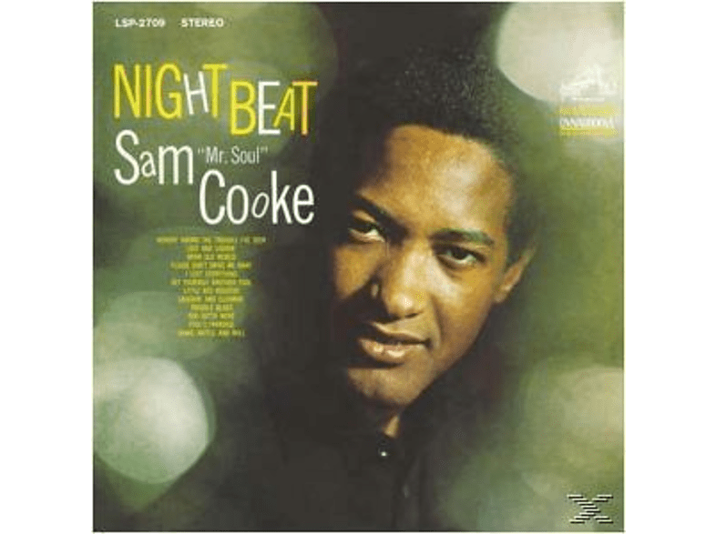 Sam Cooke - Night Beat [Vinyl]
