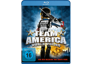Team America: World Police - (Blu-ray)