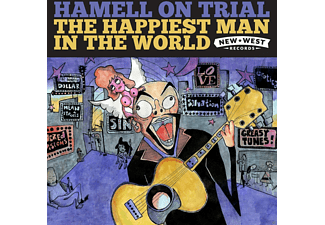 Hamell On Trial - The Happiest Man In The World - (Vinyl)