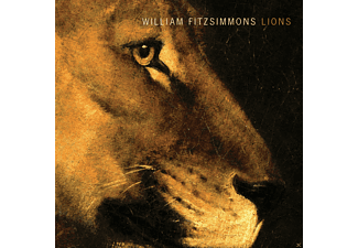 William Fitzsimmons - Lions - (Vinyl)