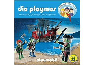 - Die Playmos 22: Gespenstig gruselige Geisterpiraten - (CD)