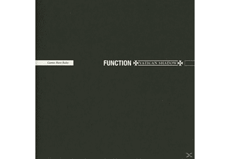 Function & Vatican Shadow - Games Have Rules - (CD)