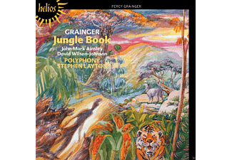 John Mark Ainsley, David Wilson-johnson, Polyphony Orchester - Jungle Book & Other Choral Works - (CD)