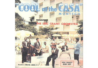 Grant,Eric Orchestra,The - Cool At The Casa Montego - (Vinyl)