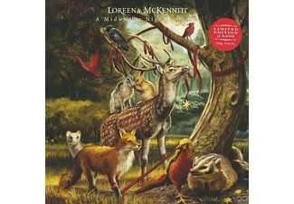 Loreena McKennitt - A Midwinter Night's Dream - (Vinyl)