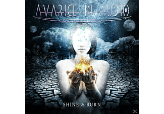 Avarice In Audio - Shine & Burn - (CD)