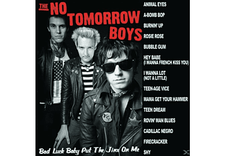 The No Tomorrow Boys - Bad Luck Baby Put The Jinx On Me (+Download) - (Vinyl)