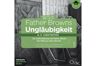 Father Browns Ungläubigkeit, Vol. 1 - 1 CD - Krimi/Thriller