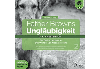 Father Browns Ungläubigkeit, Vol. 2 - 2 CD - Krimi/Thriller