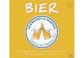 Biergeschichten - 1 CD - Anthologien/Gedichte/Lyrik