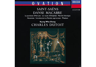 Royal Philharmonic Orchestra, Philharmonia Orchestra Of London - Danse Macabre/Phaeton/+ - (CD)