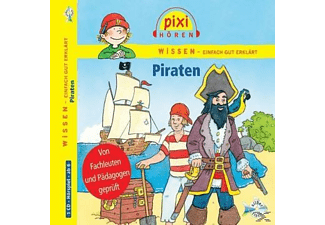 - Pixi Wissen: Piraten - (CD)