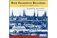 Kimberly Marshall - Bach Encounters Buxtehude [CD]