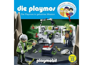EDEL GERMANY GMBH Die Playmos 23: ...in geheimer Mission