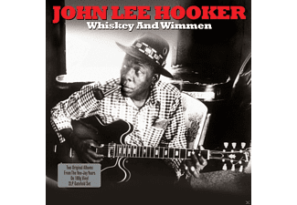 John Lee Hooker - Whiskey And Wimmen - (Vinyl)