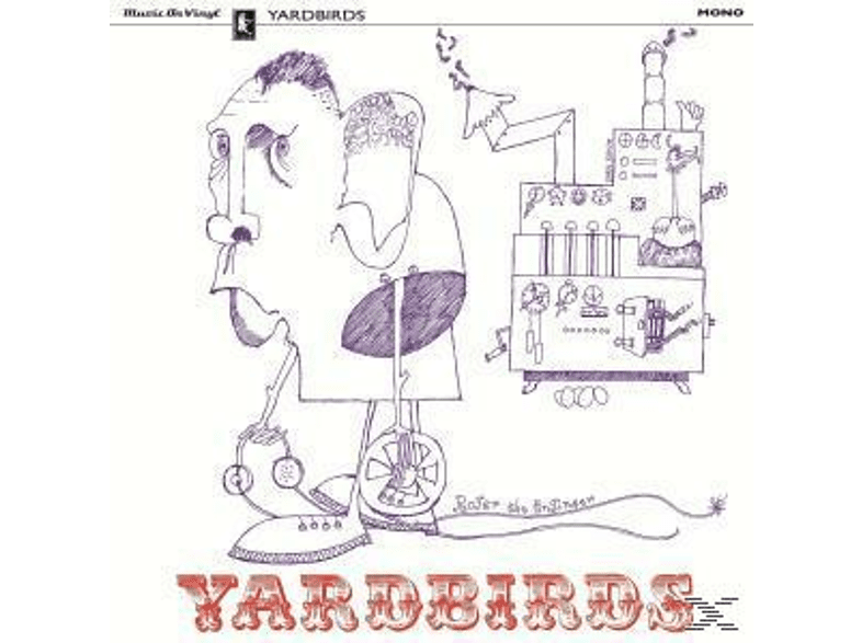 The Yardbirds - Roger The Engineer (Reissue) [Vinyl]