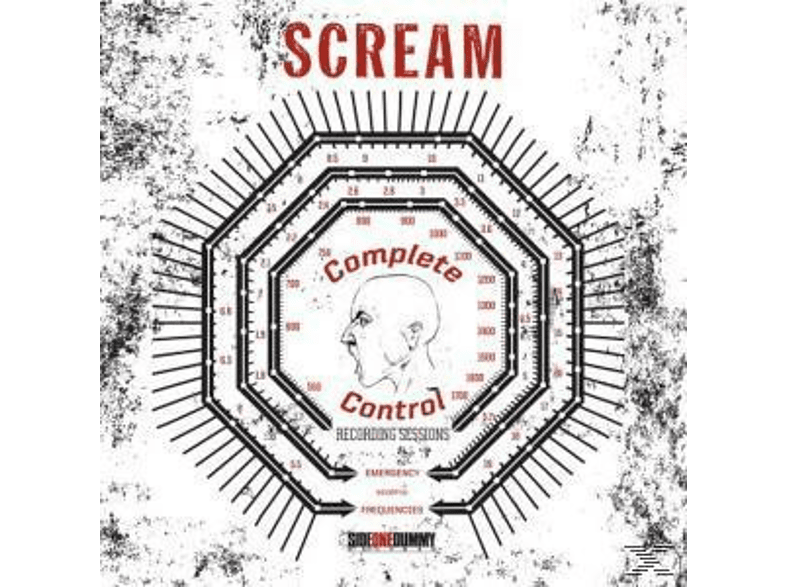 Scream - Complete Control Session [EP (analog)]