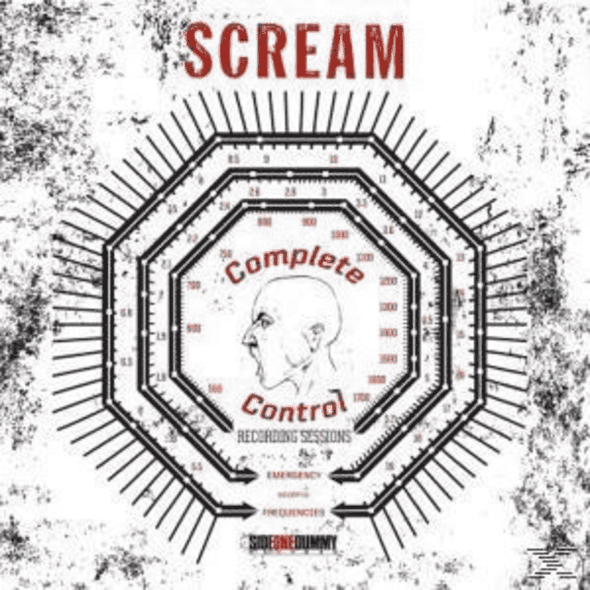 Scream - Complete Control Session - (EP (analog))