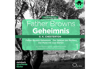 Father Browns Geheimnis - Vol. 1 - 2 CD - Krimi/Thriller