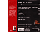 Gustav Mahler Jugendorchester - Sinfonie 10/Atmospheres [CD]